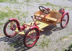 1919 CycleKart American (LJSB1943) : Registry : The CycleKart Club