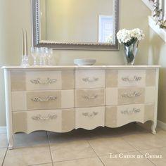 French Provincial Dresser or Sideboard. $650.00, via Etsy.