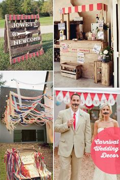 Carnival Wedding Ideas and Inspiration! | Yes Baby Daily