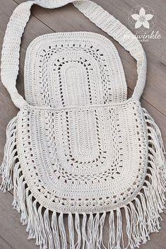 Ravelry: Lilydale Boho pocket pattern by Periwinkle Crochet . Ravelry: Lilydale Boho pocket pattern by Periwinkle Crochet Always aspired. Crochet Shell Stitch, Crochet Motifs, Ravelry Crochet, Boho Crochet Patterns, Crochet Handbags, Crochet Purses, Crochet Bags, Crochet Phone Cases, Boho Bags