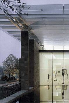 Beyeler Foundation Museum, Riehen (Switzerland) - Renzo Piano Building Workshop RPBW