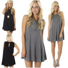 """Obsessing over this MUST HAVE """"Knit a-Line dress"""" ($29.99) available at #sophieandtrey and online at www.sophieandtrey.com! #freeshipping #newarrivals #dress #girl #love #musthave"""