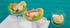 Il cocktail di gamberi è un ottimo antipasto freddo che si prepara facilmente: scoprite la ricetta originale con Agrodolce.