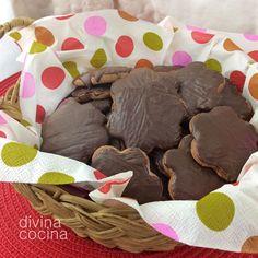 Galletas de chocolate < Divina Cocina
