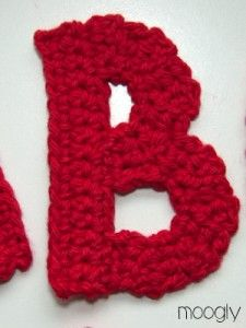 1000+ images about Alphabet crocheted on Pinterest ...
