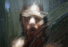 painting by alyssa monks