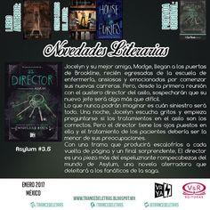 El Director (Asylum #3.5) de Madeleine Roux