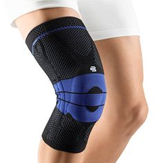c8b8d04e6c Bauerfeind GenuTrain Knee Support - breathable knit compression knee brace  to relieve