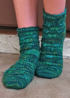 I want to knit these.