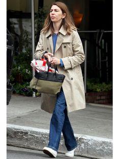 ソフィア・コッポラが辿りついたシンプルの極致 ソフィア・コッポラ(Sofia Coppola)の私服ファッション