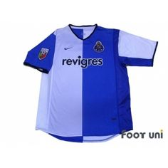 FC Porto 2001-2002 Home Shirt efb2ad002