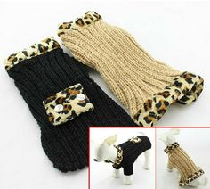 Pet turtle neck sweater Pet clothes Dog by kelifastner on Etsy, $15.90