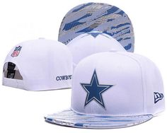 b90b090c653 Dallas Cowboys 2016 NFL On Field Color Rush Snapback Hats Leather Brim
