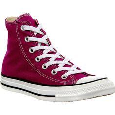 Converse All Star Hi Pink Sapphire - Unisex Sports