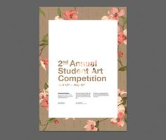 2nd Annual Student art Competition - Alexandros Mavrogiannis / Graphic & Interactive Design