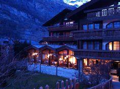 Zermatt, Switzerland_ Hotel Dufour
