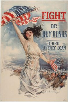 War Bonds Howard Chandler Christy