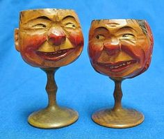 A Patchy Place: Vintage Egg Cups