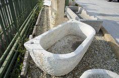 Fioriere in pietra art2 - Le Pietre srl