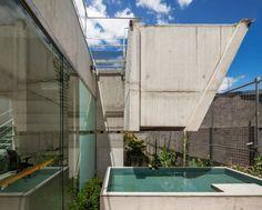 Casa de Fin de Semana en el centro de São Paulo,© Nelson Kon