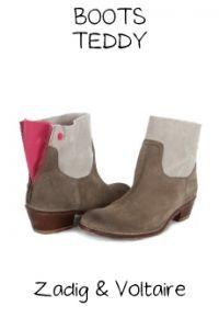Boots Zadig et Voltaire