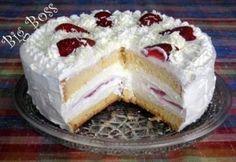 Epres fehér csoki torta Hungarian Recipes, Hungarian Food, Cold Desserts, Cake Pops, Nutella, Cookie Recipes, Cravings, Raspberry, Cheesecake