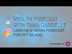 LIBRA New Moon Forecast (October 12, 2015): Make Room for Wealth and Romance | Numerologist.com