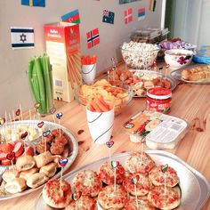 Eurovision Party Foods!