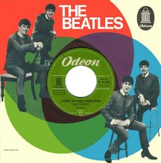 The Beatles: Slow Down. Beatles Singles, The Beatles 1, John Lennon Beatles, Beatles Album Covers, Beatles Albums, Rare Records, Music Items, The Fab Four, Cards For Friends