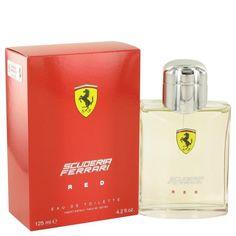 Ferrari Scuderia Red by Ferrari Eau De Toilette Spray 1.3 oz