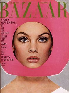 Jean Shrimpton~Vogue cover