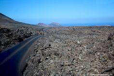 Timanfaya National Park on Lanzarote was stunning!