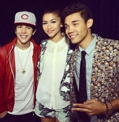 Austin with Shake it Up