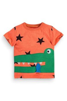 Buy Fluro Croc T-Shirt (3mths-6yrs) online today at Next: United States of America