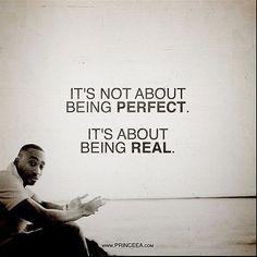 Be urself #PrinceEA