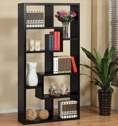 Picture of Bookcase Room Divider