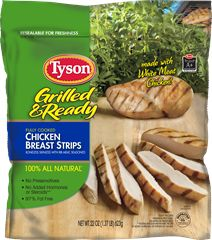 Grilled Ready 100 All Natural En T Strips