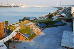 Pearl River Beer Factory Landscape / Atelier cnS