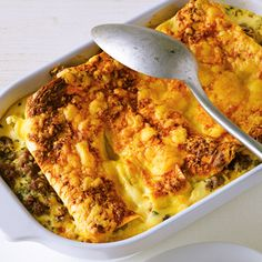 Hackfleisch-Pilz-Lasagne Rezept (histaminarm) | Küchengötter