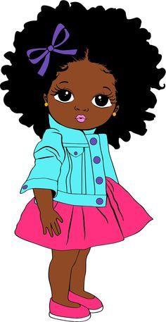 Art Black Love, Black Girl Art, Art Girl, African American Art, African Art, Afro Ponytail, Black Art Painting, Black Girl Cartoon, Black Art Pictures