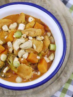 Süßkartoffel-Kokos-Pfanne © Experimente aus meiner Küche