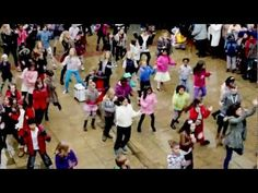 Flashmob kinderen