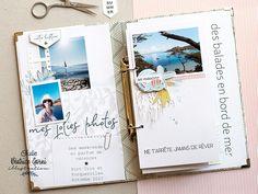 Port Cros, Mini Albums Scrapbook, Julie, Creations, Scrapbooking, Illustration, Instagram, Digi Stamps, Filing Cabinet
