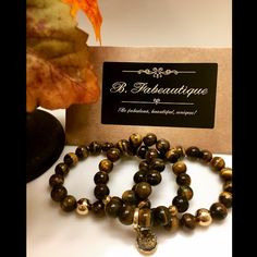 ✨ Tiger's Eye ✨ Quality handmade jewelry for women and men. Made in Newport Beach, CA and only available at www.bfabeautique.com. #bfabeautique #quality #handmade #bracelets #jewelry #stacks #armcandy #fabulous #beautiful #unique #slay #swag #womensbracelets #mensbracelets #fashion #celebritystyle #trendy #tigerseye #gold #quartz #sparkle #bling #gold #glam #luxe #lifestyle #streetstyle #wristwear #wristgame #bossbabe