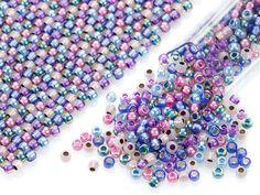 Artbeads Pretty Pastels Designer Blend, 11/0 TOHO Round Seed Beads
