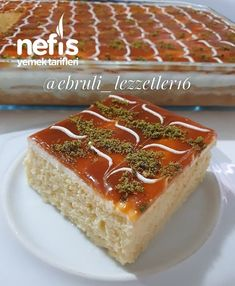 Yummy Recipes, Yummy Food, Baklava Cheesecake, Vanilla, Food And Drink, Chocolate, Cooking, Sweet, Desserts