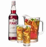 Anyone for Pimms? I remember over indulging one warm summer afternoon, boy did I regret it the next day. Easy to drink, hard to get over.