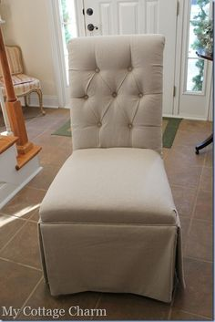 how to upholster a chair a diamond tuft