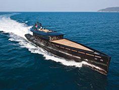 Super, super yacht