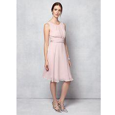 Buy Phase Eight Marti Chiffon Dress Online at johnlewis.com
